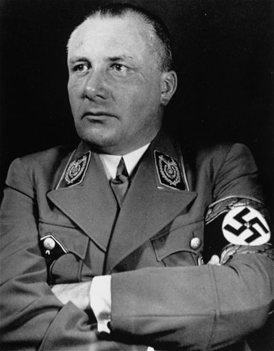 Verdict Martin Bormann