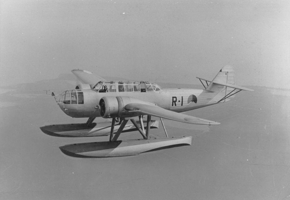 T.VIII W (T-8 W), Fokker