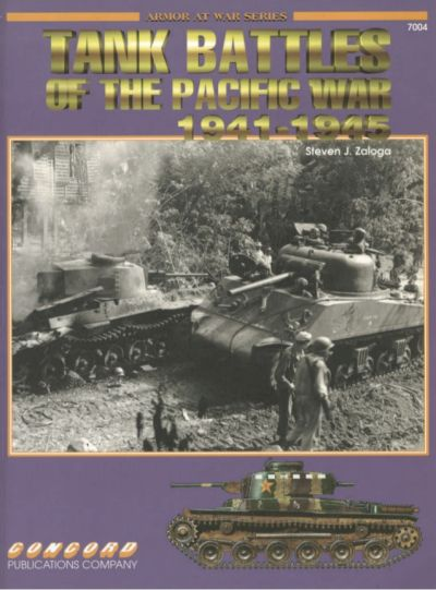 Tank Battles of the Pacific War 1941-1945