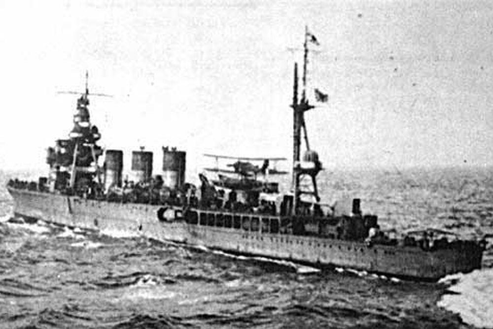 Japanse Lichte-kruiser Abakuma (1925)