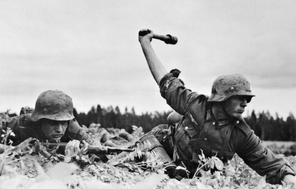 Operatie Barbarossa, de Duitse invasie van de Sovjet-Unie