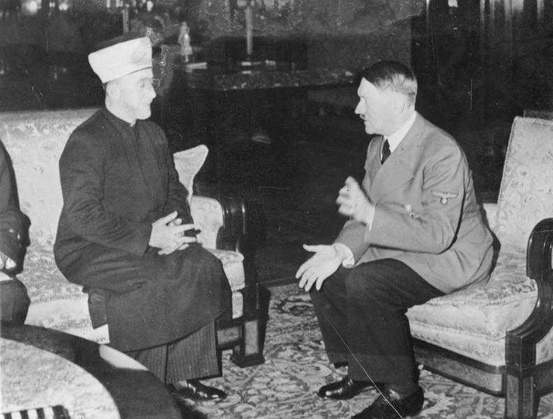 Notulen bespreking Hitler met grootmoefti Amin al-Hoesseini (28-11-1941)