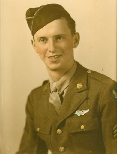 T.C. Gibbs, sergeant in de Amerikaanse luchtmacht