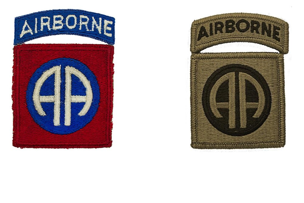 Amerikaanse 82nd Airborne Division