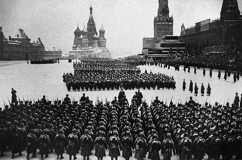 Toespraak van Stalin (07-11-1941)