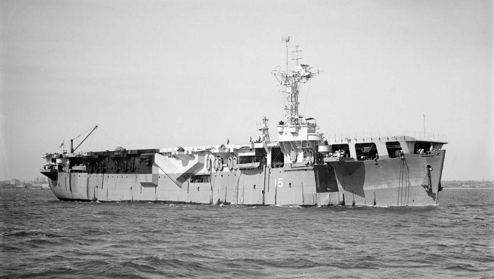 Britse escortevliegdekschepen van de Nairana-klasse