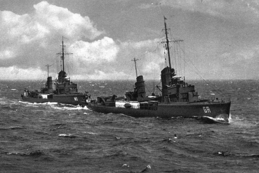 Duitse Torpedoboten van het Type 23