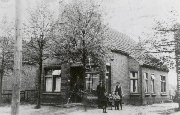 J.F. van Klinken, Valthermond in oorlogstijd