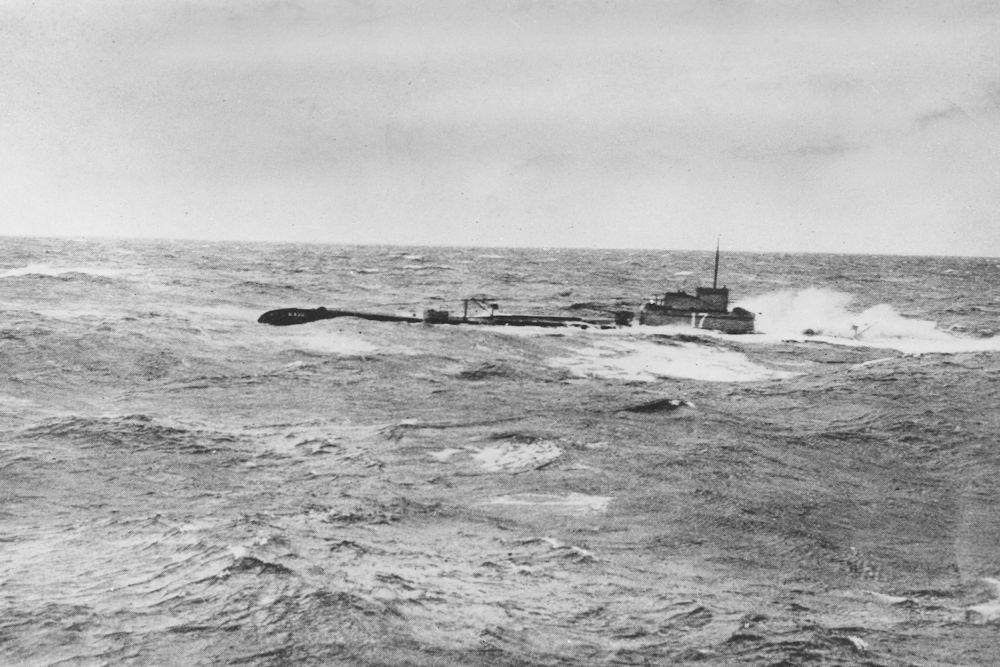 Nederlandse Onderzeeboot Hr. MS. K XVII