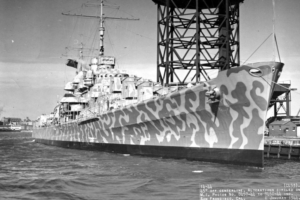 Amerikaanse Lichte-kruisers van de Atlanta-klasse
