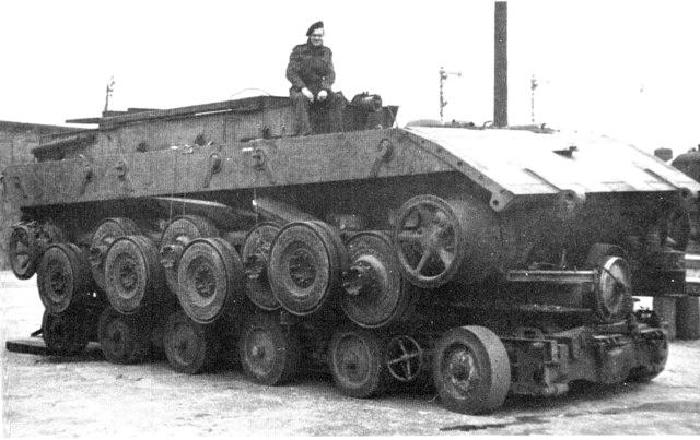 PzKpfw E-100