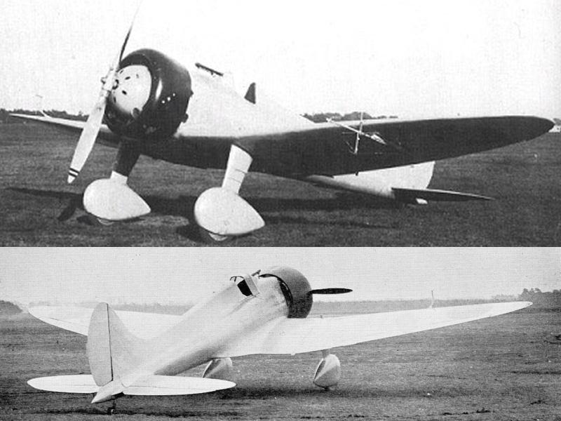 Ki-18/Ki-33, Mitsubishi