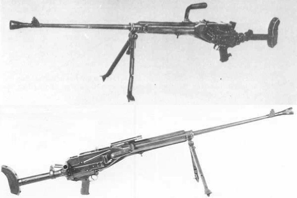 Duitse Antitankgeweer Gustloff PzB 38