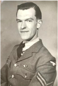 Sergeant Roy Tull, with the RAF Bomb Disposal Squad, 1940-1946