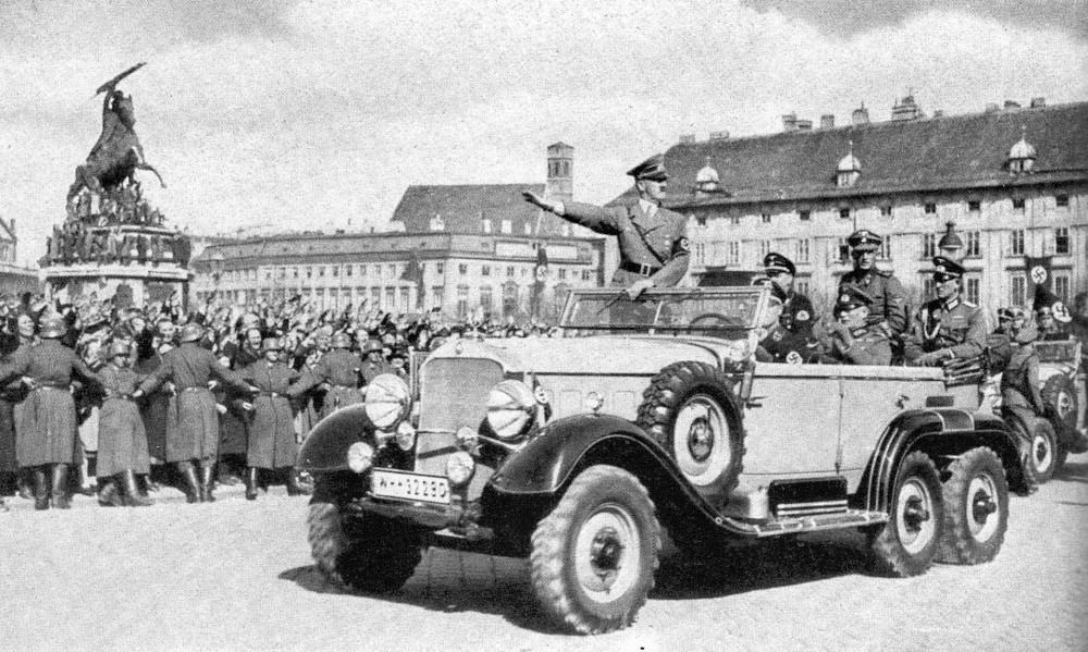 Hitlers auto's