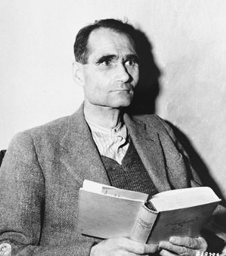 Slotverklaring Rudolf Hess