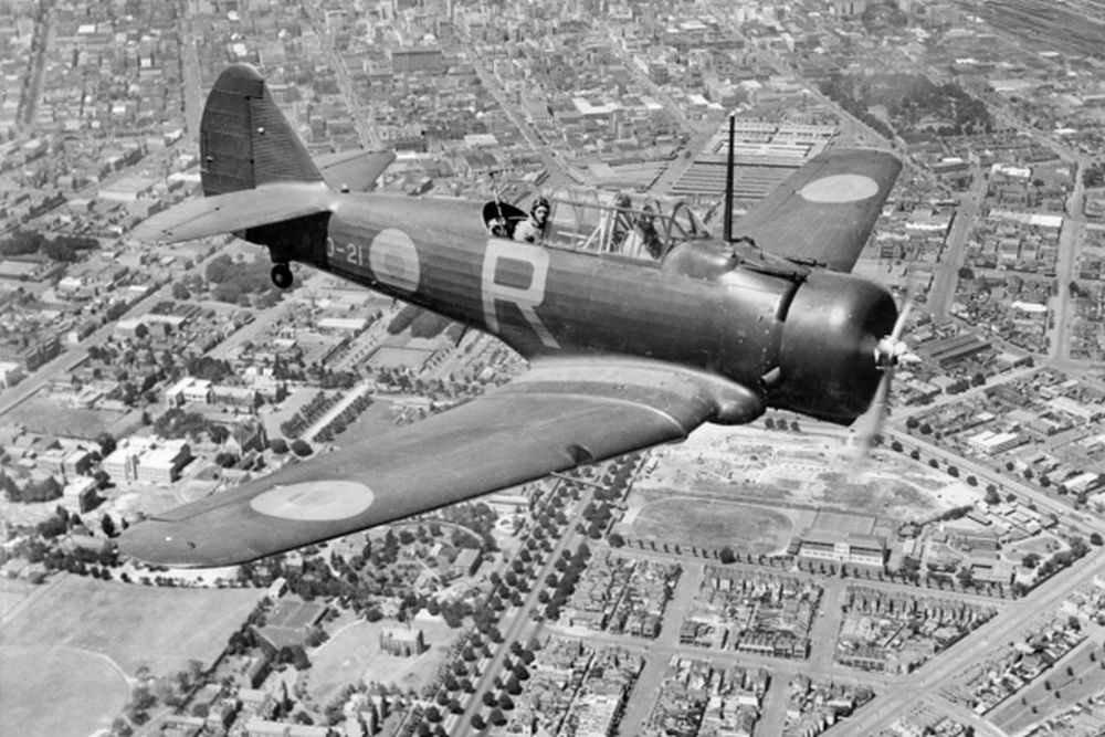 Wirraway, Commonwealth