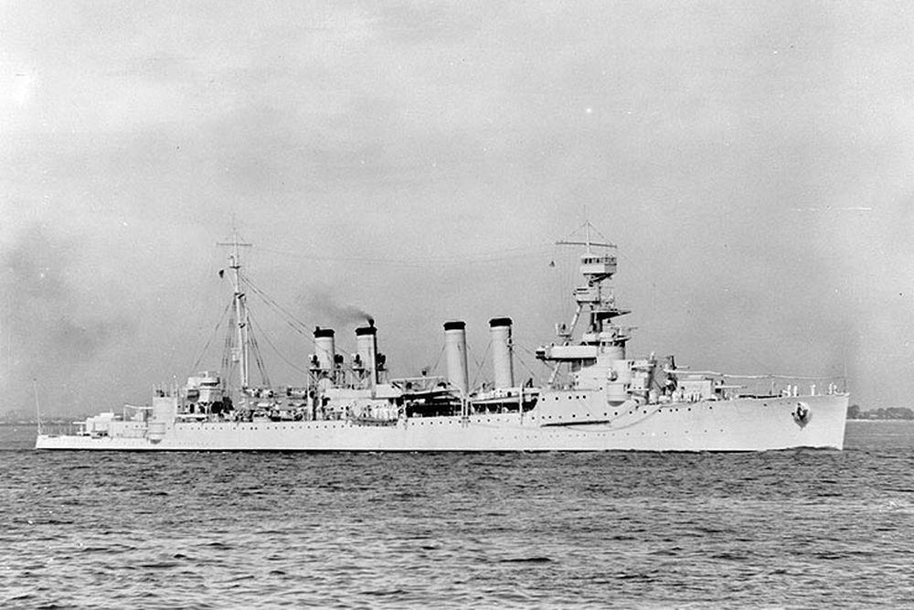 Amerikaanse Lichte-kruisers van de Omaha-klasse