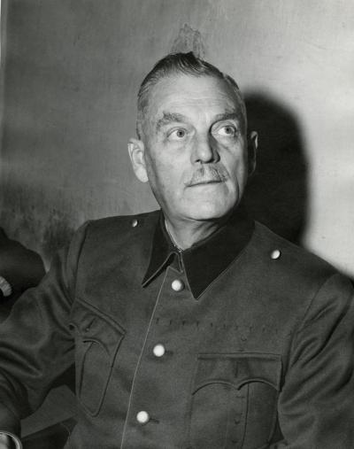 Verhoor Wilhelm Keitel 1