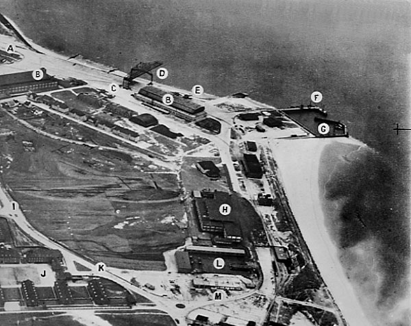 Bombardment of air base Hörnum, 19-20 March 1940