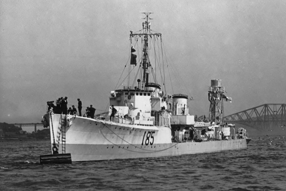 Britse Torpedobootjagers van de Admiralty S-klasse
