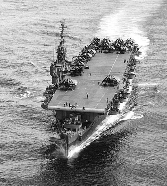 Amerikaanse vliegdekschepen van de Independence-klasse