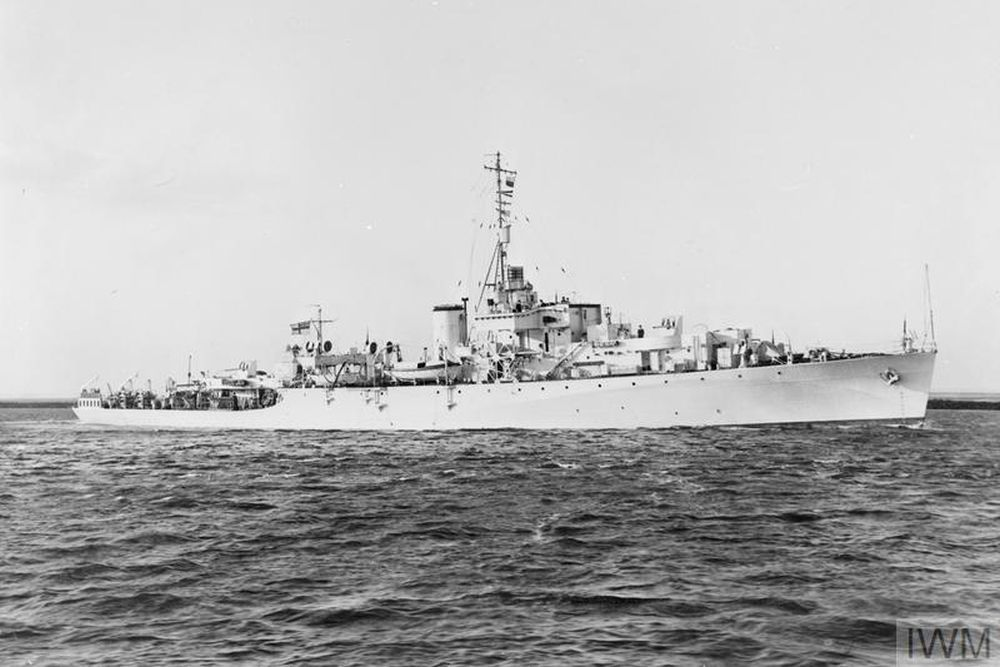Britse Fregatten van de River-klasse