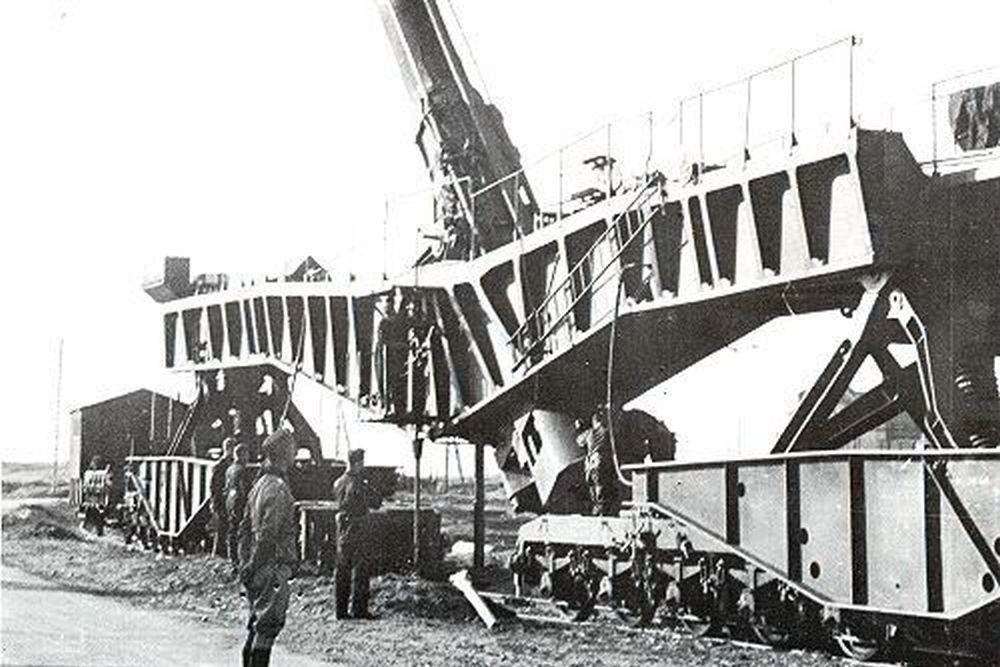 Duitse Spoorweggeschut 21 cm Kanone 12 (Eisenbahn)