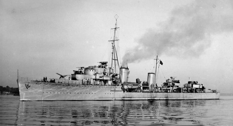 Torpedobootjagers van de Gerard Callenburgh-klasse