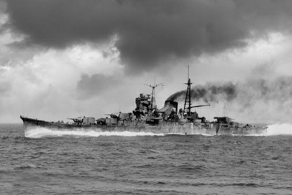 Japanse Zware-kruisers van de Mogami-klasse