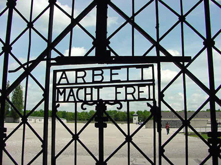 Concentration camp Dachau