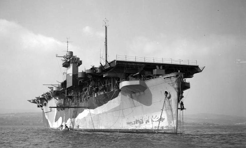 Britse escortevliegdekschepen van de Avenger-klasse