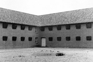 Bunker tragedy at concentration camp Vught