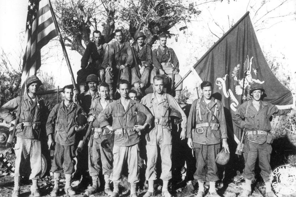 Amerikaanse Infantry Regiments