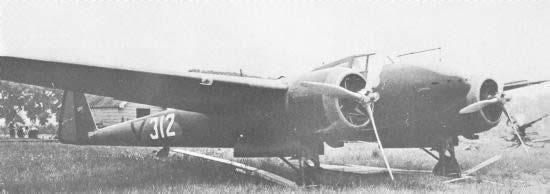 Fokker  G.1 (G-1)