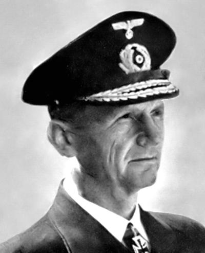 Verhoor Karl Dönitz 1