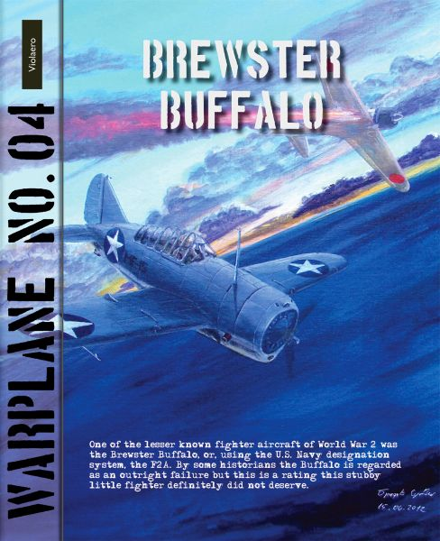 Warplane No. 04: Brewster Buffalo