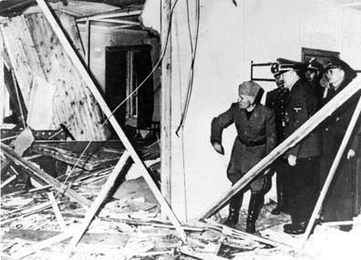 Aanslag en staatsgreep van 20 juli 1944