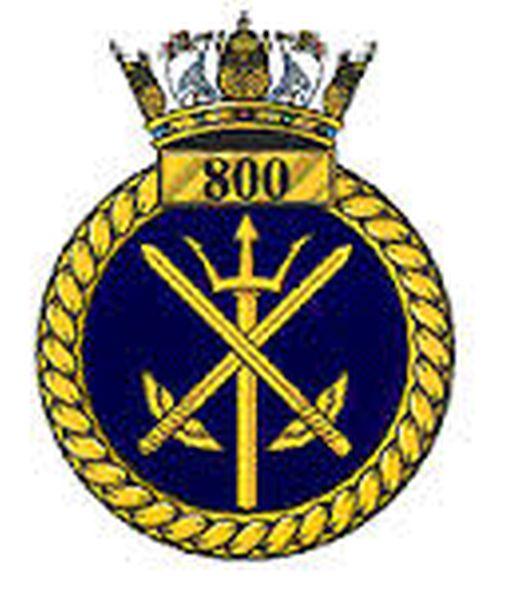Britse No. 800 Naval Air Squadron, Fleet Air Arm
