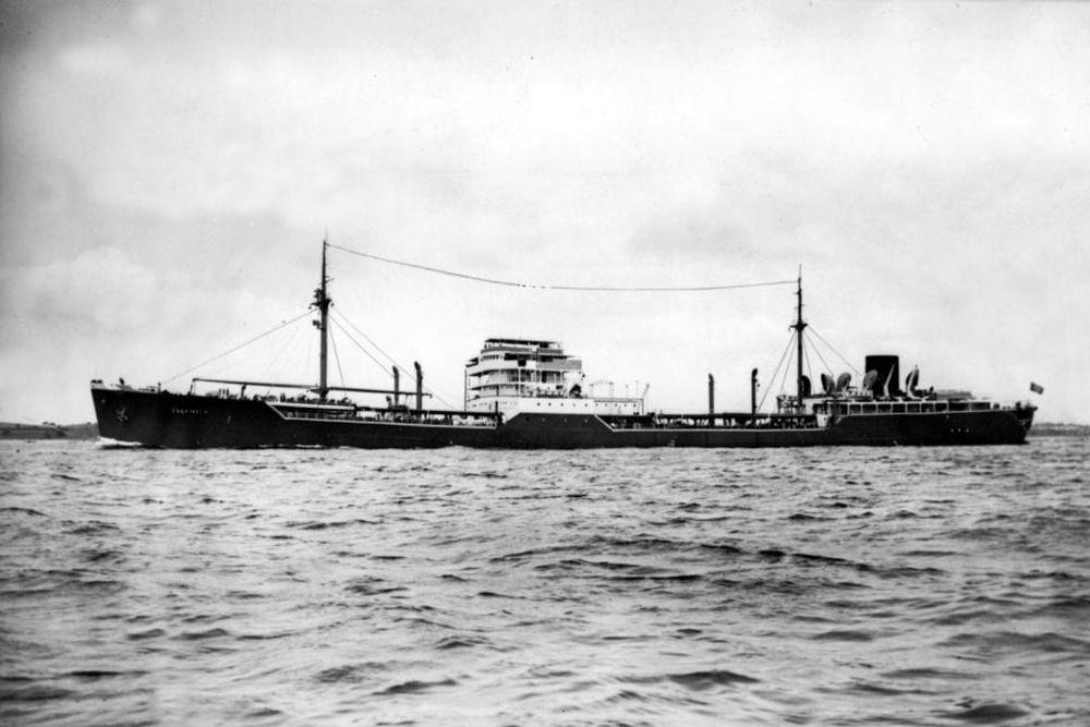 Duitse Tanker m.s. Uckermark (1940)