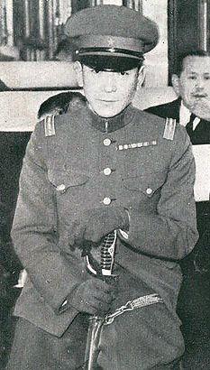 Nishi, Takeichi