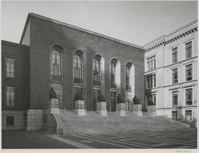 Hoge Raad tijdens de Tweede Wereldoorlog