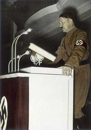 Assault on Hitler, November 8, 1939