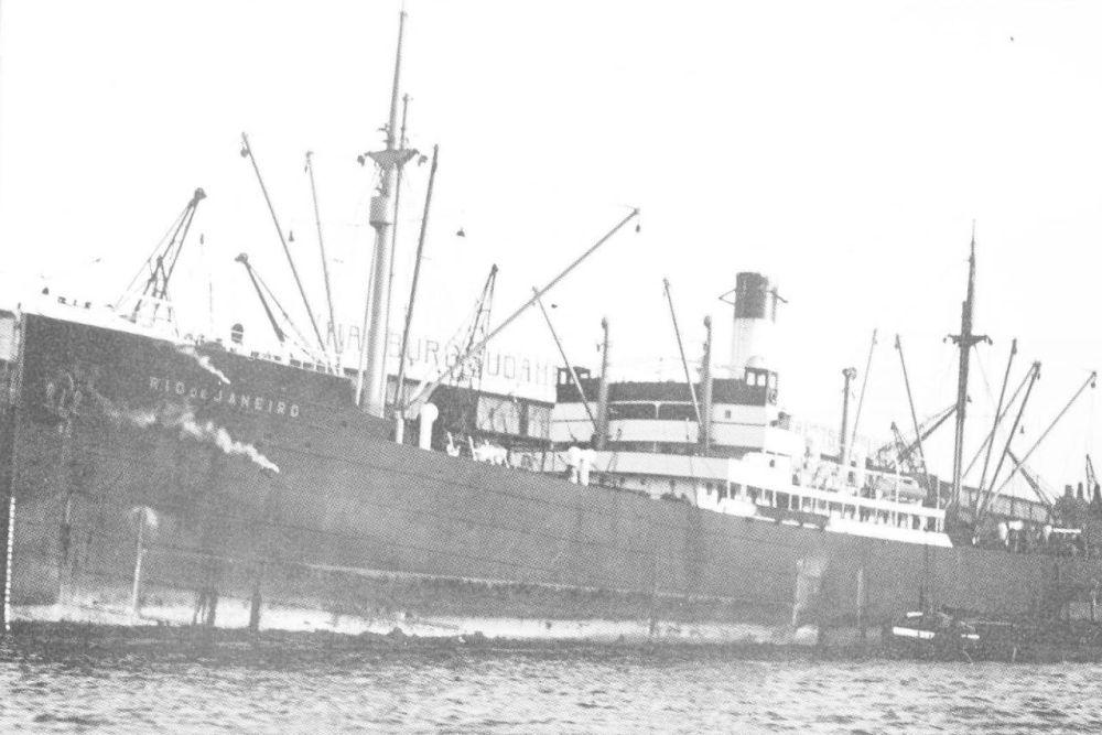 Duitse Vrachtvaarder d.s. Rio de Janeiro (1914)