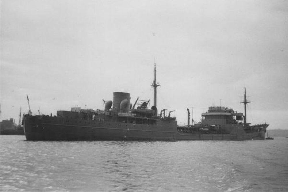Duitse Tankers van de Dithmarschen-klasse