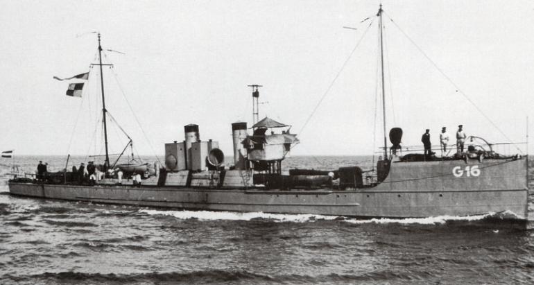 Nederlandse torpedoboten