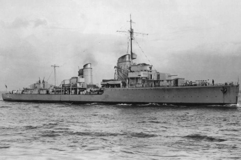 Duitse torpedobootjagers van de Z 1-klasse