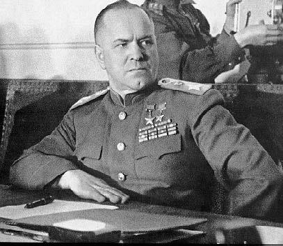 Zhukov, Georgi K.