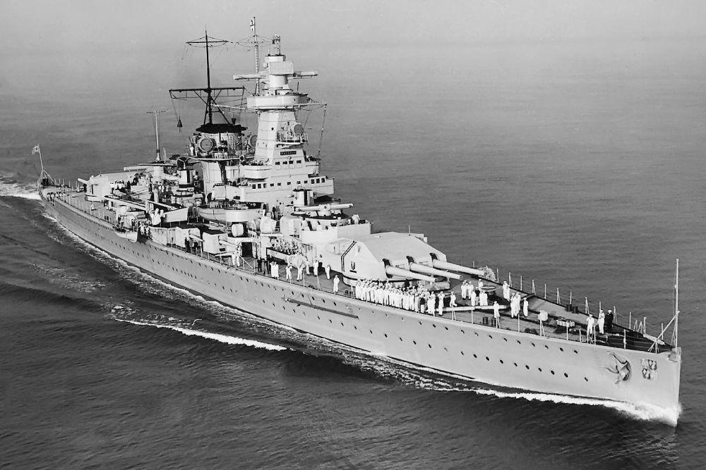 Duitse Zware-kruisers van de Deutschland-klasse
