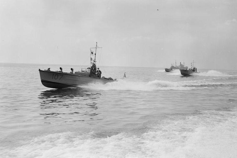 Britse 10th MTB Flotilla
